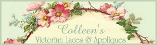 Colleen's Victorian Lace~Appliques
